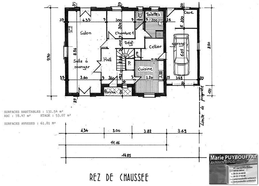 superbe exemple de plan de maison exemple plan maison with exemple de plan